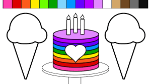 birthday coloring pages arterey info