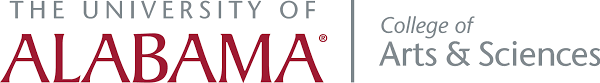 University of Alabama College of Arts and Sciences
