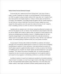 Top    medical school personal statement writing tips