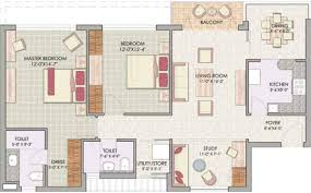 1240 sq ft 2 bhk 2t apartment for sale in jaypee greens pavilion