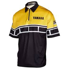 black motocross jersey yamaha 60th anniversary crew shirt available at motocrossgiant