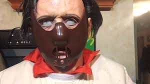 Hannibal Halloween Costume Gemmy Animated Size Hannibal Lecter