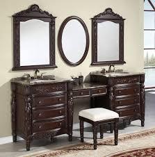 bathroom cabinets double vanity unit narrow bathroom sink benevola