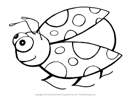 Coloring Ideas by Ladybug Coloring Pages Fablesfromthefriends Com