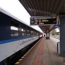 Košice railway station