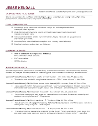 nursing resumes samples 13 sample writing for killer a lpn resume job and resume template pediatric lpn resume samples core competition include cirrent licensed resume and nursing highlights