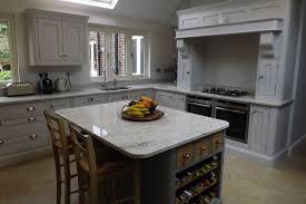 Handmade Kitchen Islands Kitchen Awesome Bespoke Kitchen In White Wooden Base Cabinet