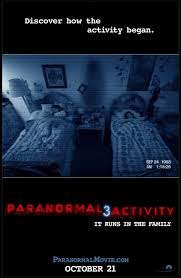 ver paranormal activity 3 actividad paranormal 3