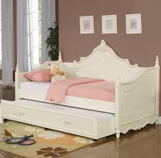 Linen Daybed Unique Bedroom Furniture Zamp Co