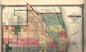 Chicago Suburbs Map Cook County Illinois Maps And Gazetteers