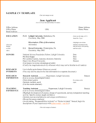 Resume Sample Pdf Free Download by Resume Cv Examples Pdf Template
