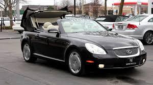 lexus toronto ontario 2002 lexus sc430 in review village luxury cars toronto youtube