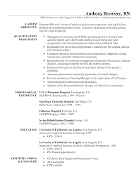 job objective sample resume objective in resume nurse free resume example and writing download registered nurse sample resume resumes for nurses sample tomorrowworld nurse resume example rn resume examples of objective