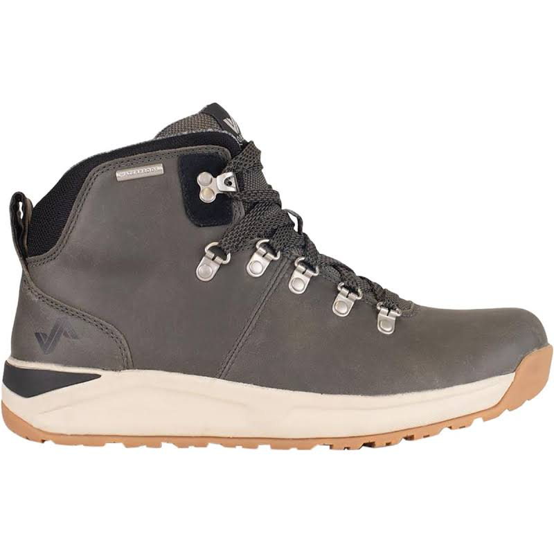 Forsake Halden Hiking Boots Grey/Black Medium 9 MFW19W3090