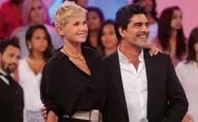 Xuxa está namorando com ator de Salve Jorge