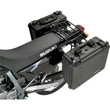 moose expedition luggage rack system for klr650 08 15