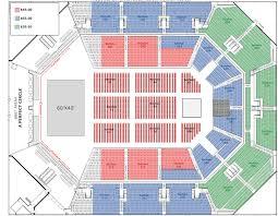 seating charts the bb u0026t arena at northern kentucky university