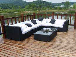 Best Wicker Patio Furniture Large Size Outdoor Sofa Set New Design Garden Furniture Large