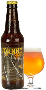 Johnny Rails Pumpkin Ale - Local Craft Beer Erie, PA