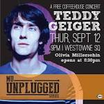 Photo Gallery: <b>Teddy Geiger</b> to kick off MU