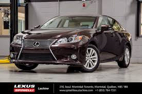 lexus of toronto used cars new fascia for the lexus es 2016 lexus es the car guide