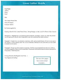 Traditional Elegance Cover Letter