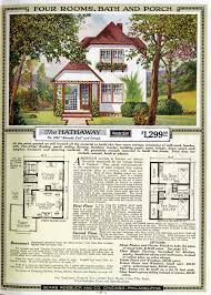 Chicago Bungalow Floor Plans Sears Homes 1921 1926
