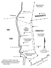 New York County Map by Mapping The American Revolution The Leonard Lopate Show Wnyc New