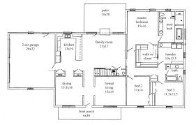 Ranch Style House Plans by Raised Ranch House Plans Traditionz Us Traditionz Us