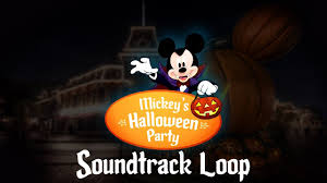halloween parade background mickey u0027s halloween party music full soundtrack youtube