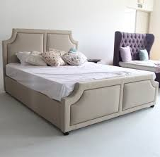 modern furniture home design latest white double bed frames in