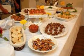 Wedding Reception Buffet Menu Ideas by Weddingspies Casual Wedding Food Casual Wedding Reception Food