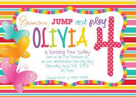 Birthday Invitation Cards Models Rainbow Birthday Invitations Iidaemilia Com