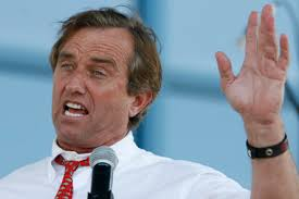 Robert Kennedy Jr. Declares