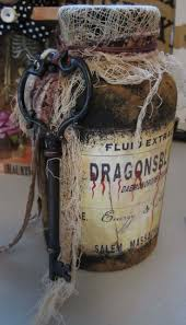 Halloween Apothecary Jar Ideas 82 Best Amazing Bottles Jars Glasses Images On Pinterest