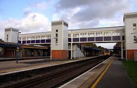 Twyford railway station