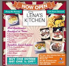 Twisted Kitchen Menu Lena U0027s Kitchen Home Wixom Michigan Menu Prices Restaurant