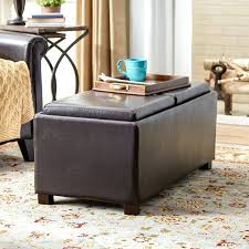 Large Storage Ottoman Coffee Table by Ottoman Large Tray For Ottoman Coffee Table Tray Table Ottoman