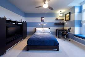 bedroom striped blue white boys bedroom colour ideas best blue