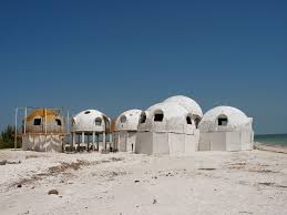 Japanese Dome House Deserted Places The Mysterious Dome Houses In Southwest Florida