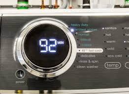 electrolux efls617siw front load lux care washing machine review