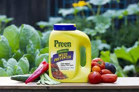 amazon com preen vegetable garden weed preventer 25 lb