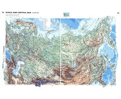 Map Of Russia And Europe by Maps Of Russia Detailed Map Of Russia In English And Russian