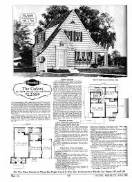 sears kit home floor plan is 90 my house exterior very similar