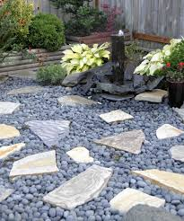Small Rock Garden Pictures by Outdoor Rocks For Landscaping Innovative Garden Design Of A Small