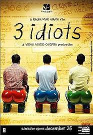DVD 3 Idiots