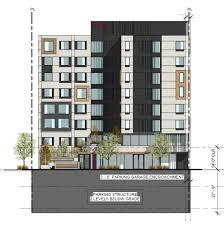 Downing Street Floor Plan Denver Cityscape