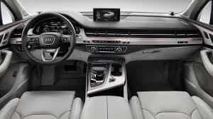 Audi Q7 Colors 2017 - audi q7 concept interior new colors 2018 marvelous myeezi