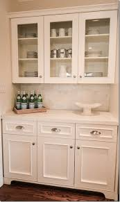 The  Best Glass Cabinet Doors Ideas On Pinterest Glass - Kitchen cabinet with glass doors