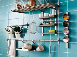 kitchen backsplash blue ceramic tile backsplash with stainless